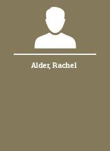 Alder Rachel