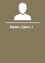 Bakker Egbert J.