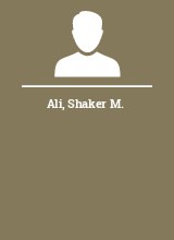 Ali Shaker M.