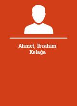 Ahmet İbrahim Kelağa