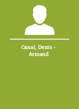 Canal Denis - Armand