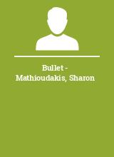 Bullet - Mathioudakis Sharon