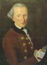 Kant Immanuel 1724-1804
