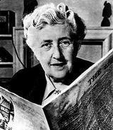 Christie Agatha 1890-1976
